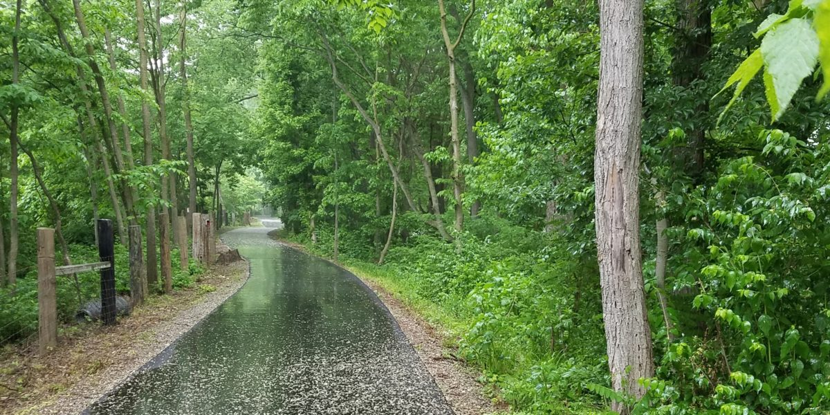 White River Greenway Trail